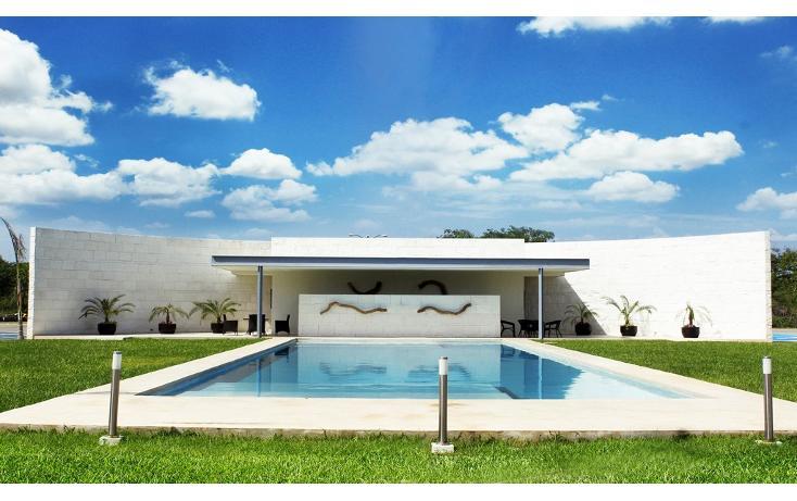 Foto de terreno habitacional en venta en  , komchen, mérida, yucatán, 1495677 No. 02