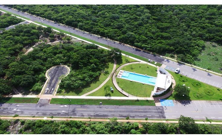 Foto de terreno habitacional en venta en  , komchen, mérida, yucatán, 1495677 No. 04