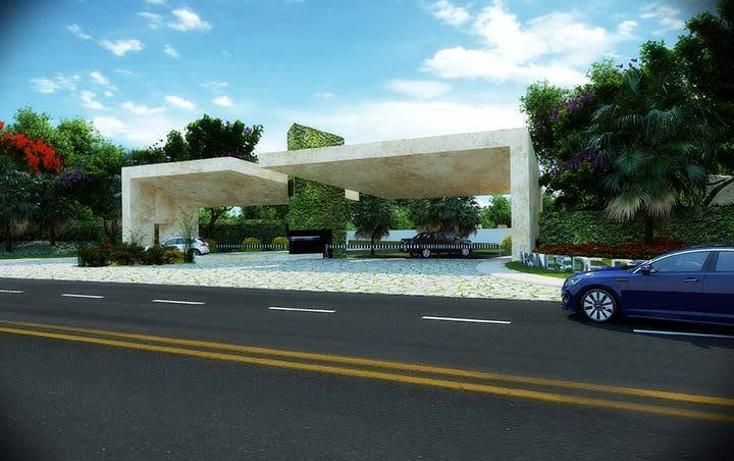 Foto de terreno habitacional en venta en  , komchen, mérida, yucatán, 1522441 No. 02