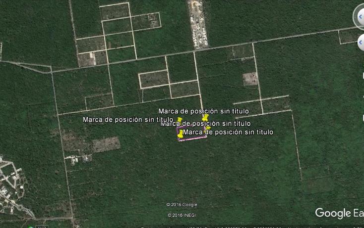 Foto de terreno habitacional en venta en  , komchen, mérida, yucatán, 1557528 No. 03