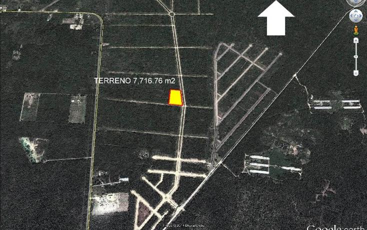 Foto de terreno habitacional en venta en  , komchen, m?rida, yucat?n, 1561990 No. 04