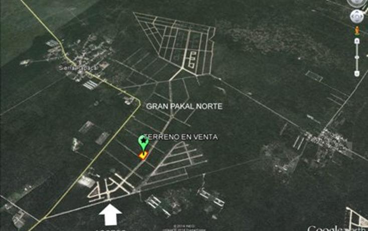 Foto de terreno habitacional en venta en  , komchen, m?rida, yucat?n, 1561990 No. 05