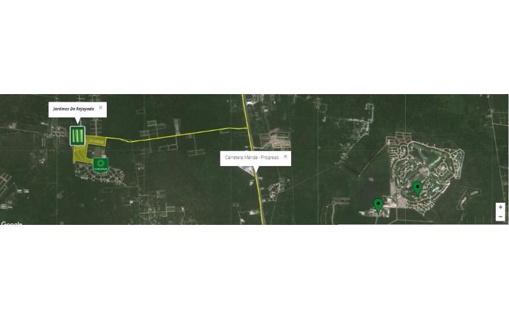 Foto de terreno habitacional en venta en  , komchen, mérida, yucatán, 1572856 No. 04