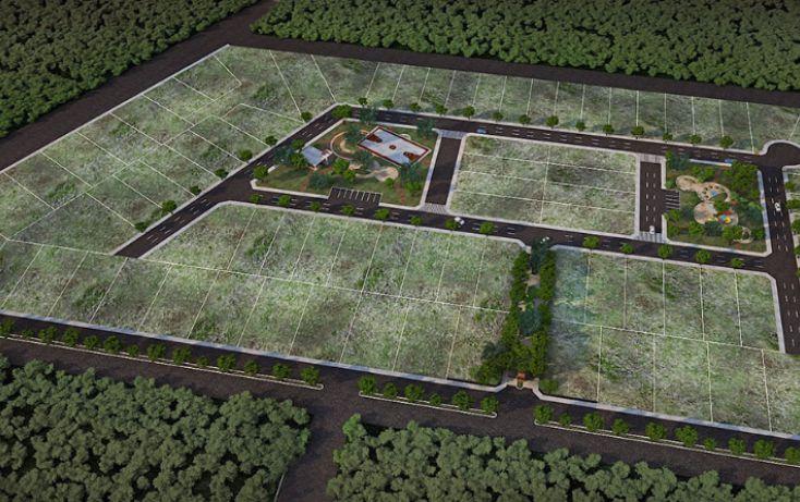 Foto de terreno habitacional en venta en, komchen, mérida, yucatán, 1597550 no 04