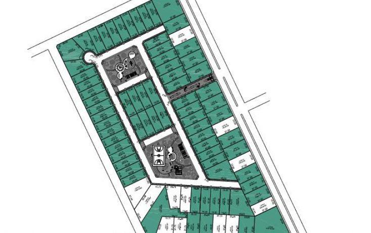 Foto de terreno habitacional en venta en, komchen, mérida, yucatán, 1597550 no 05