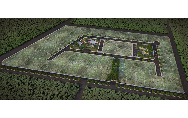 Foto de terreno habitacional en venta en  , komchen, m?rida, yucat?n, 1597550 No. 10
