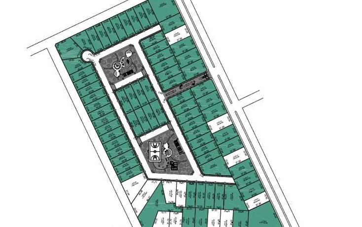 Foto de terreno habitacional en venta en  , komchen, m?rida, yucat?n, 1597550 No. 11