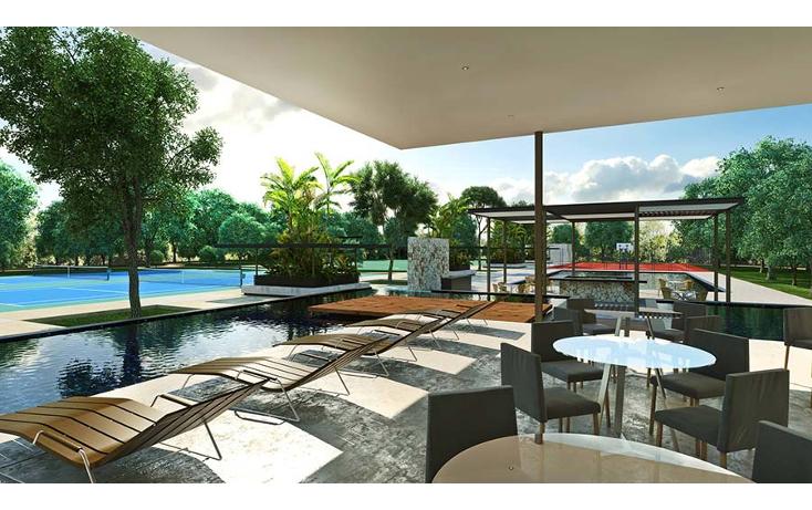 Foto de terreno habitacional en venta en  , komchen, m?rida, yucat?n, 1603656 No. 01