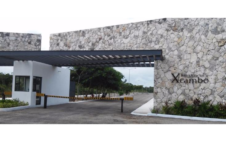 Foto de terreno habitacional en venta en  , komchen, mérida, yucatán, 1646782 No. 01