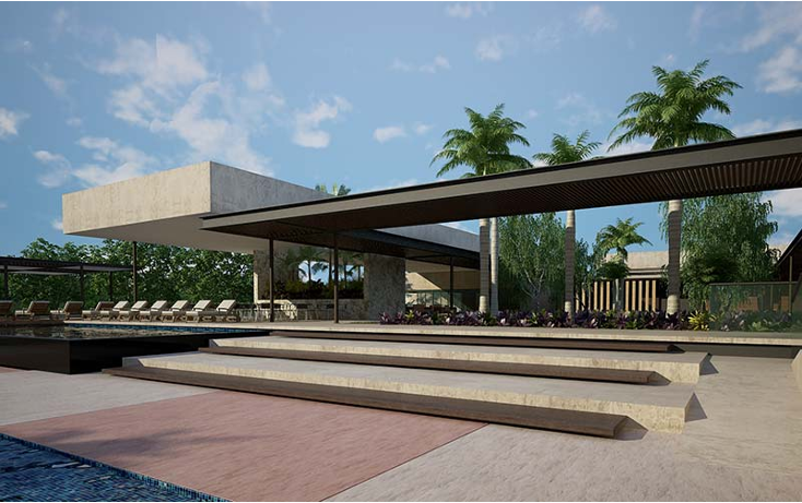 Foto de terreno habitacional en venta en  , komchen, mérida, yucatán, 1681690 No. 04
