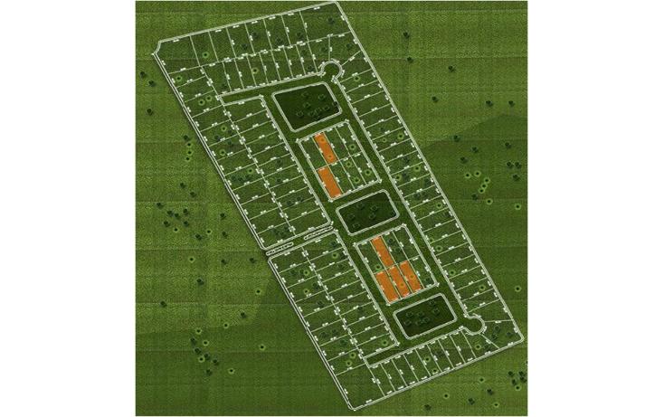 Foto de terreno habitacional en venta en  , komchen, m?rida, yucat?n, 1693692 No. 01