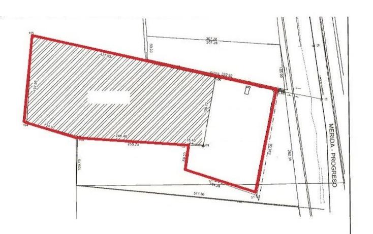 Foto de terreno habitacional en venta en  , komchen, mérida, yucatán, 1694492 No. 03