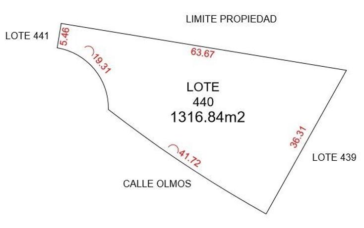 Foto de terreno habitacional en venta en  , komchen, m?rida, yucat?n, 1695110 No. 01