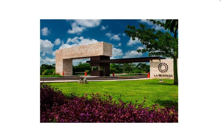 Foto de terreno habitacional en venta en  , komchen, mérida, yucatán, 1696358 No. 01