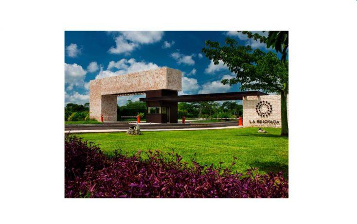 Foto de terreno habitacional en venta en, komchen, mérida, yucatán, 1696358 no 02
