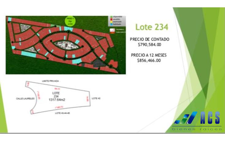 Foto de terreno habitacional en venta en  , komchen, mérida, yucatán, 1696358 No. 02