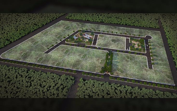 Foto de terreno habitacional en venta en  , komchen, mérida, yucatán, 1719608 No. 02