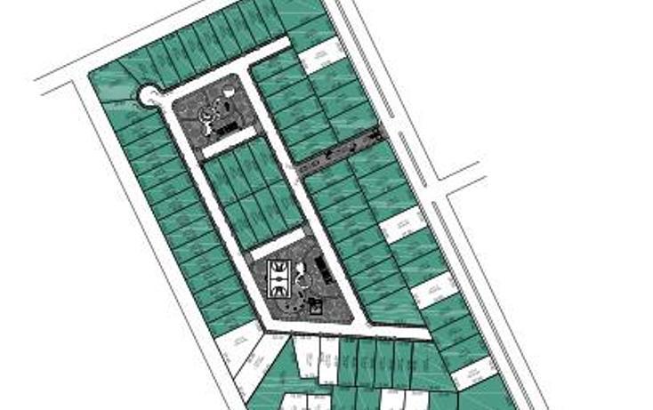 Foto de terreno habitacional en venta en  , komchen, mérida, yucatán, 1719608 No. 03