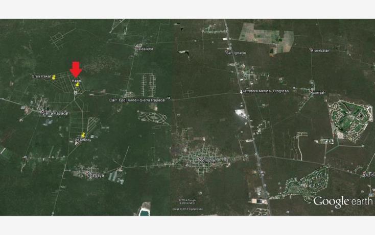 Foto de terreno habitacional en venta en  , komchen, mérida, yucatán, 1762744 No. 04