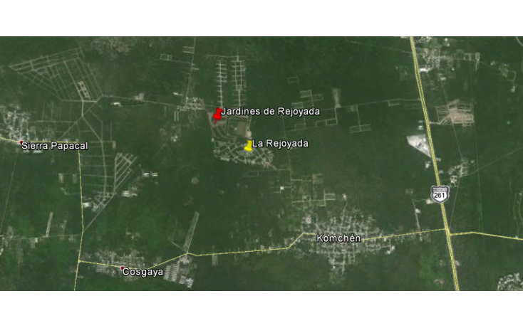 Foto de terreno habitacional en venta en  , komchen, m?rida, yucat?n, 1769078 No. 02