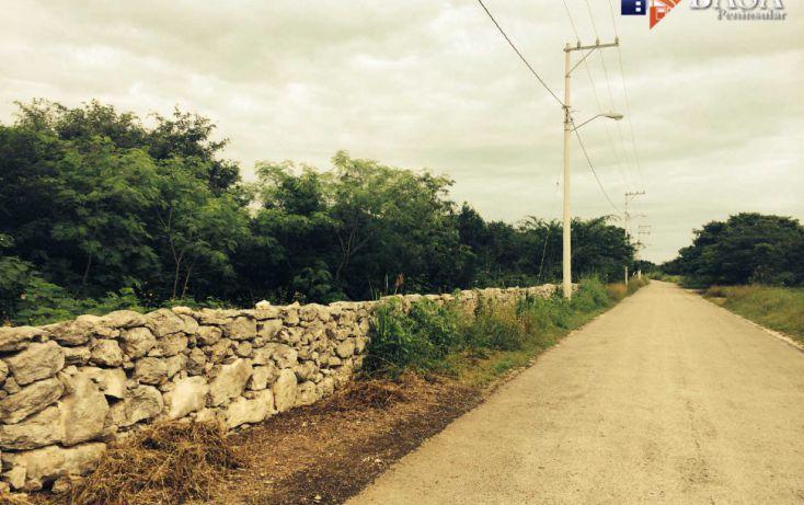 Foto de terreno habitacional en venta en, komchen, mérida, yucatán, 1769316 no 02