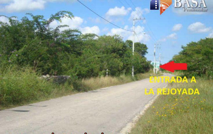 Foto de terreno habitacional en venta en, komchen, mérida, yucatán, 1769316 no 03