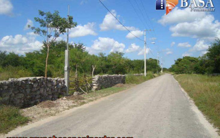 Foto de terreno habitacional en venta en, komchen, mérida, yucatán, 1769316 no 04