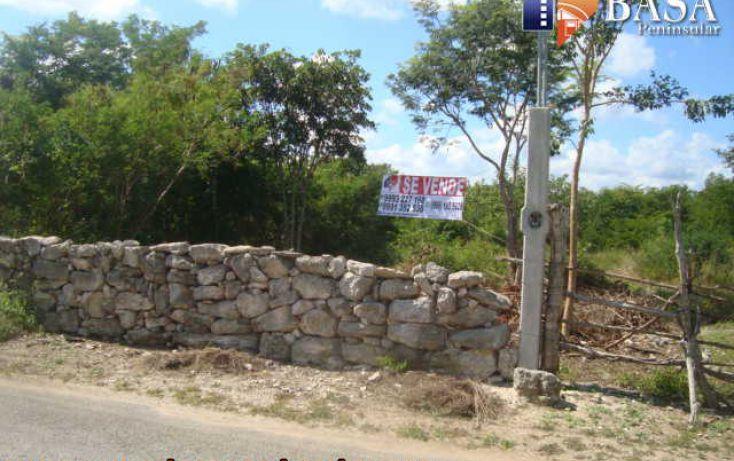 Foto de terreno habitacional en venta en, komchen, mérida, yucatán, 1769316 no 05