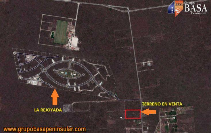 Foto de terreno habitacional en venta en, komchen, mérida, yucatán, 1769316 no 07