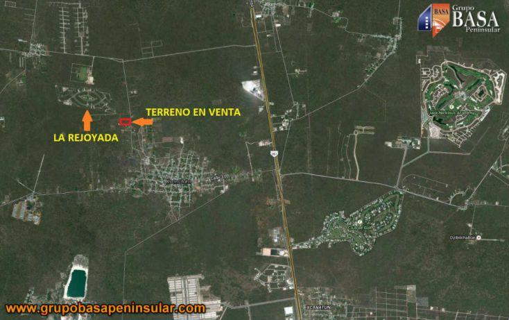 Foto de terreno habitacional en venta en, komchen, mérida, yucatán, 1769316 no 09