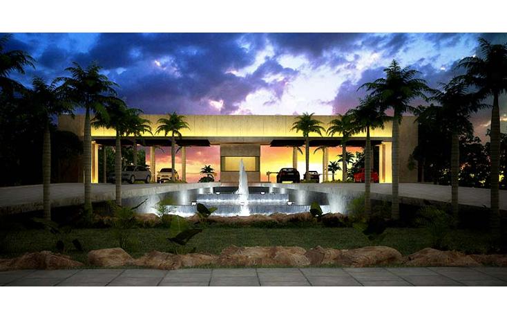 Foto de terreno habitacional en venta en  , komchen, mérida, yucatán, 1789158 No. 01