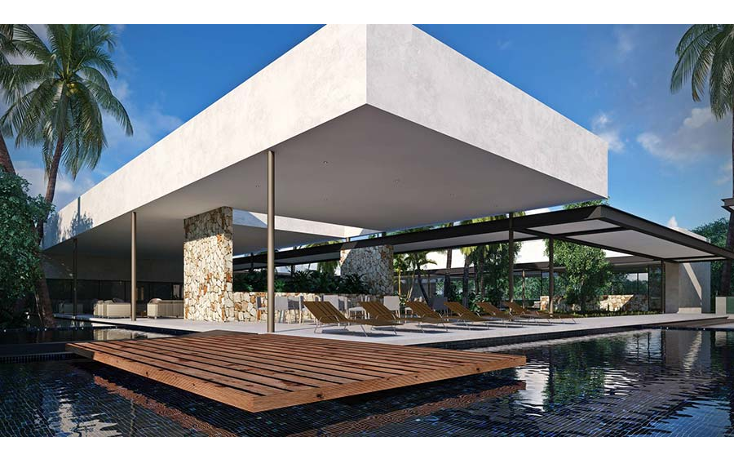 Foto de terreno habitacional en venta en  , komchen, mérida, yucatán, 1789158 No. 08