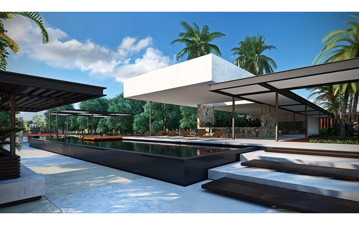 Foto de terreno habitacional en venta en  , komchen, m?rida, yucat?n, 1804748 No. 18