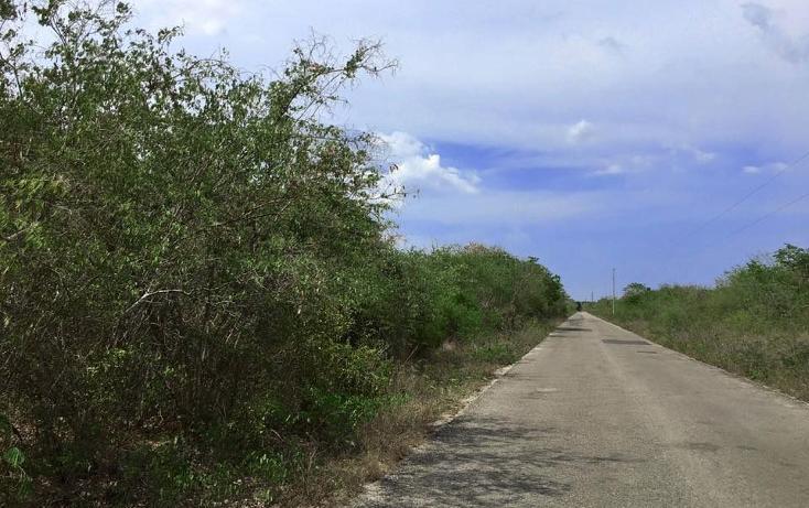 Foto de terreno habitacional en venta en  , komchen, mérida, yucatán, 1811768 No. 02