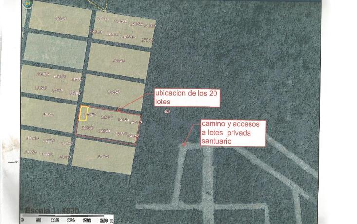 Foto de terreno habitacional en venta en  , komchen, mérida, yucatán, 1814142 No. 03