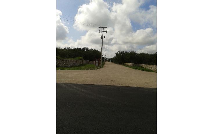 Foto de terreno habitacional en venta en  , komchen, mérida, yucatán, 1819792 No. 02