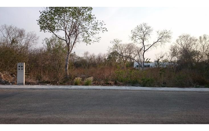 Foto de terreno habitacional en venta en  , komchen, mérida, yucatán, 1820930 No. 01