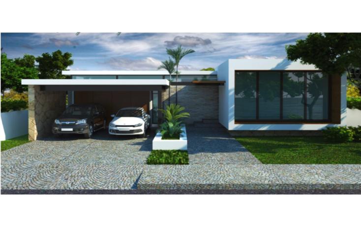 Foto de casa en venta en  , komchen, mérida, yucatán, 1896770 No. 01