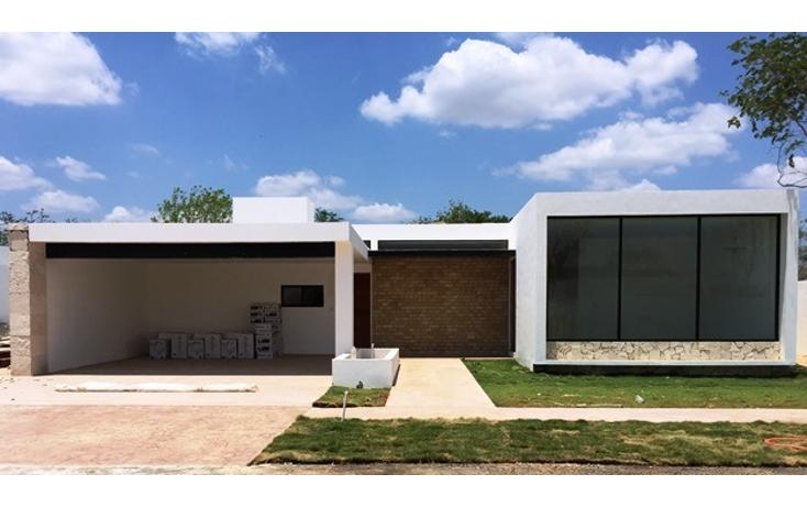 Foto de casa en venta en  , komchen, mérida, yucatán, 1970732 No. 01
