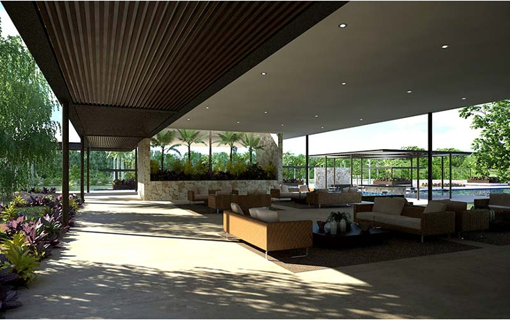 Foto de terreno habitacional en venta en  , komchen, mérida, yucatán, 2001642 No. 07