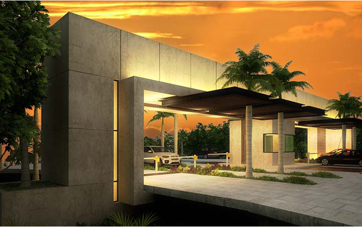 Foto de terreno habitacional en venta en  , komchen, mérida, yucatán, 2001642 No. 12