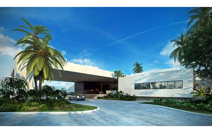 Foto de terreno habitacional en venta en  , komchen, mérida, yucatán, 2037732 No. 01