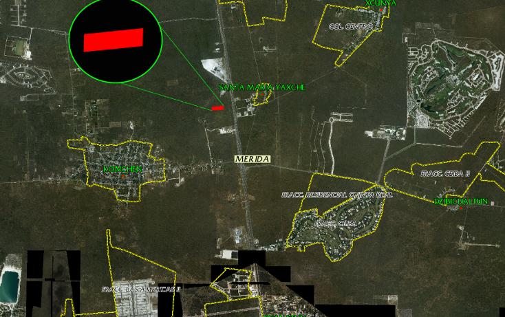 Foto de terreno habitacional en venta en  , komchen, mérida, yucatán, 2622353 No. 01