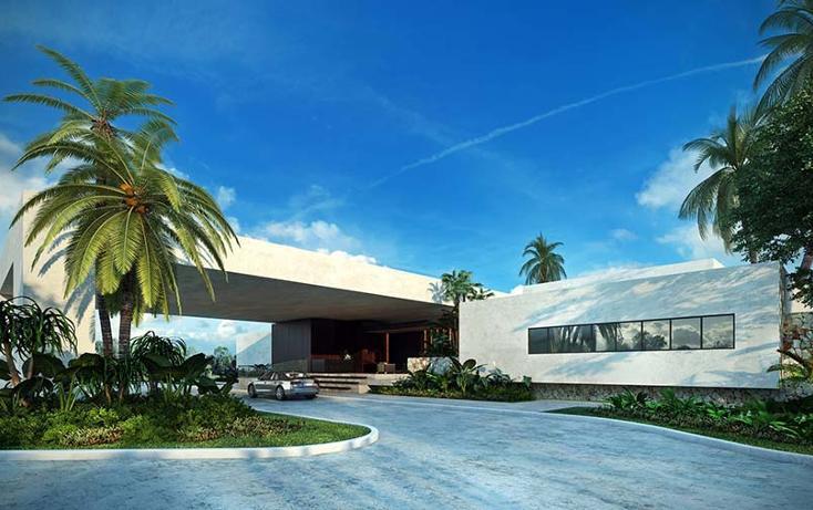 Foto de terreno habitacional en venta en  , komchen, mérida, yucatán, 2631212 No. 01