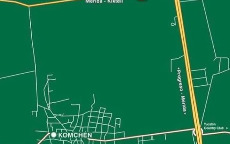 Foto de terreno habitacional en venta en  , komchen, mérida, yucatán, 3424928 No. 02