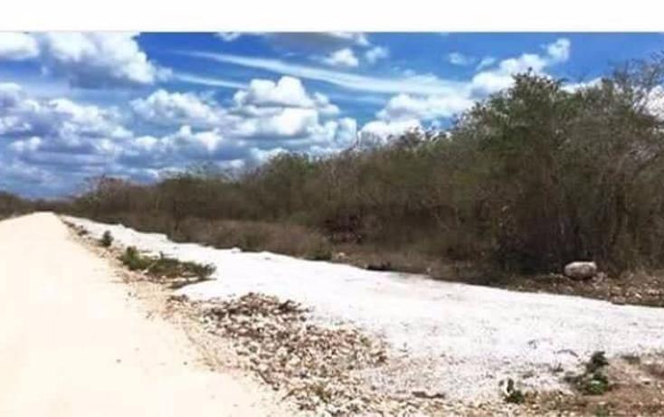 Foto de terreno habitacional en venta en  , komchen, mérida, yucatán, 3424928 No. 03