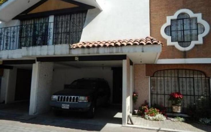 Foto de casa en renta en  , la alameda, toluca, méxico, 1054595 No. 01