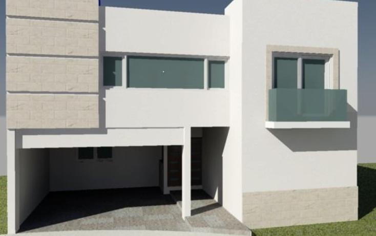 Foto de casa en venta en  , la alhambra, monterrey, nuevo león, 1165673 No. 01