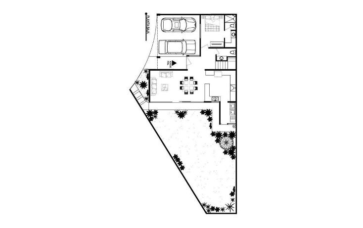 Foto de casa en venta en  , la alhambra, monterrey, nuevo león, 1165673 No. 03