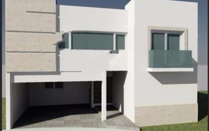 Foto de casa en venta en  , la alhambra, monterrey, nuevo león, 1294333 No. 01